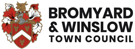 Bromyard and Winslow Town Council logo
